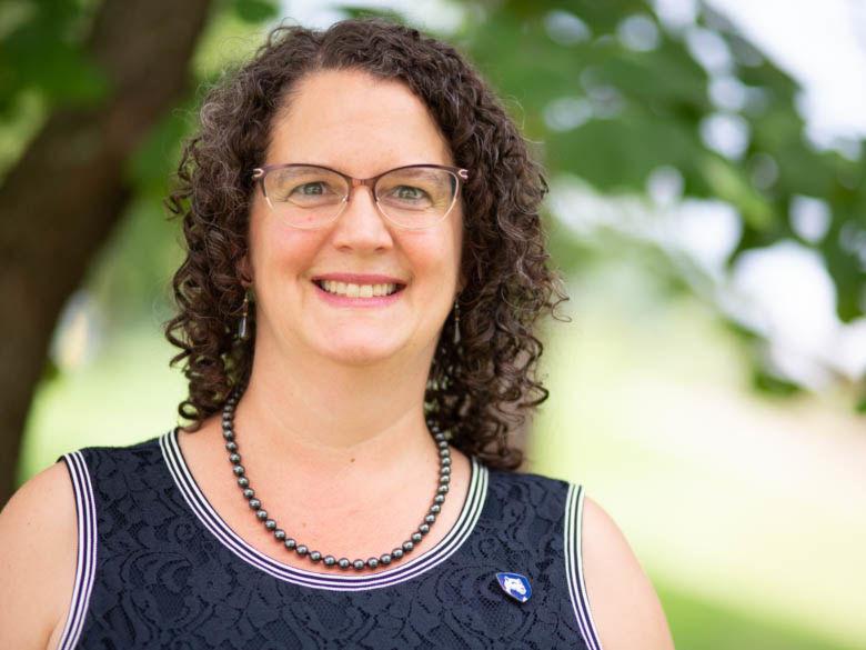 Chancellor Jenifer Cushman