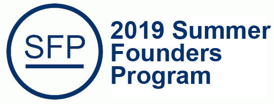 2019 Summer Founders Program Logo