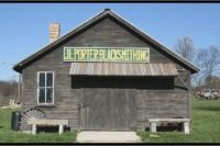 JL Porter Blacksmith shop