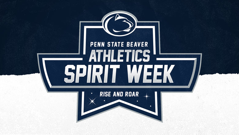 Penn State Beaver Athletics Spirit Week. Rise and Roar